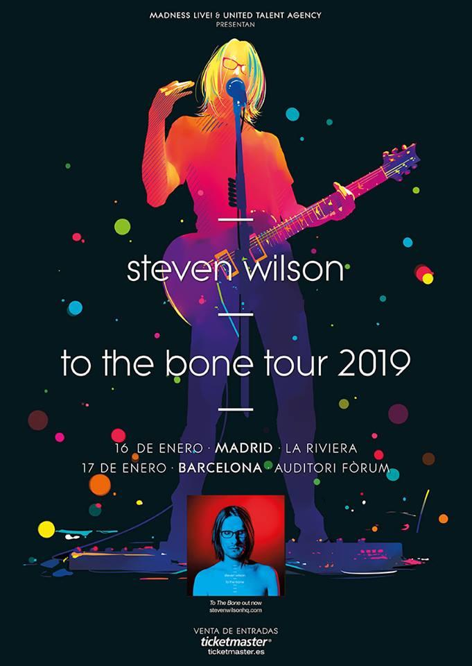 steven wilson españa 2019