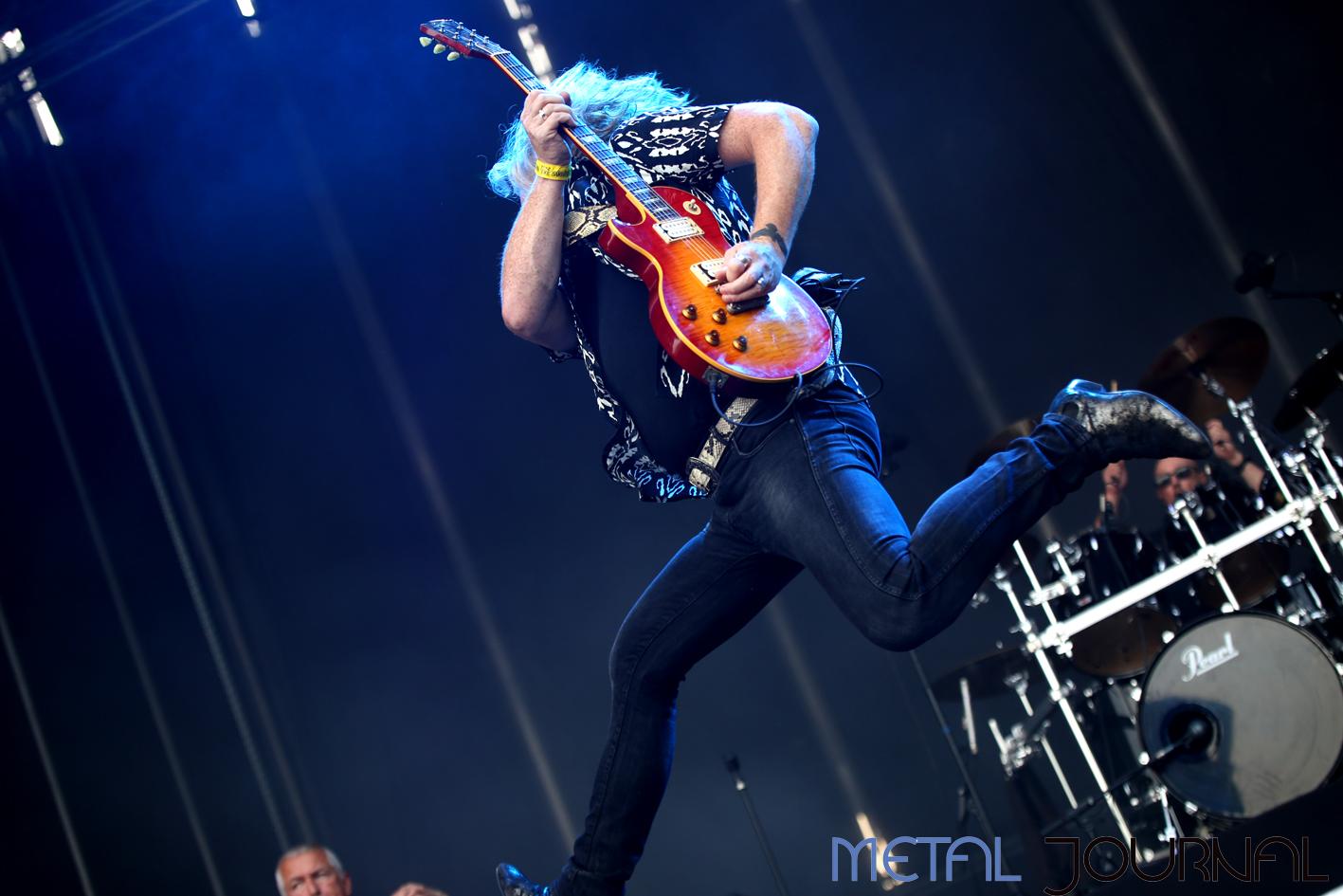 thunder - leyendas del rock 2018 pic 5