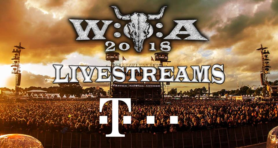 wacken live streams