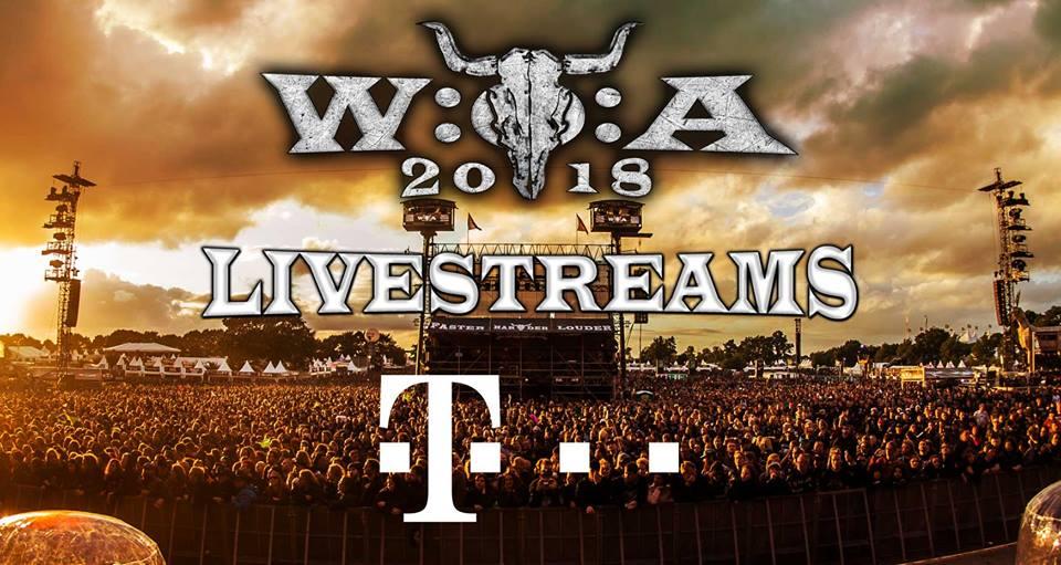 wacken live streams