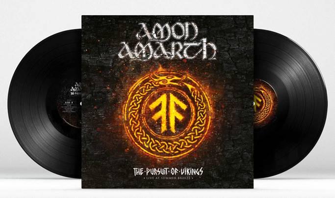 amon amarth - the pursuit