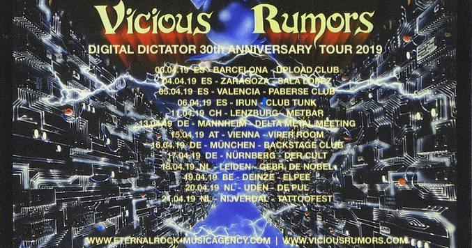 vicious rumors gira