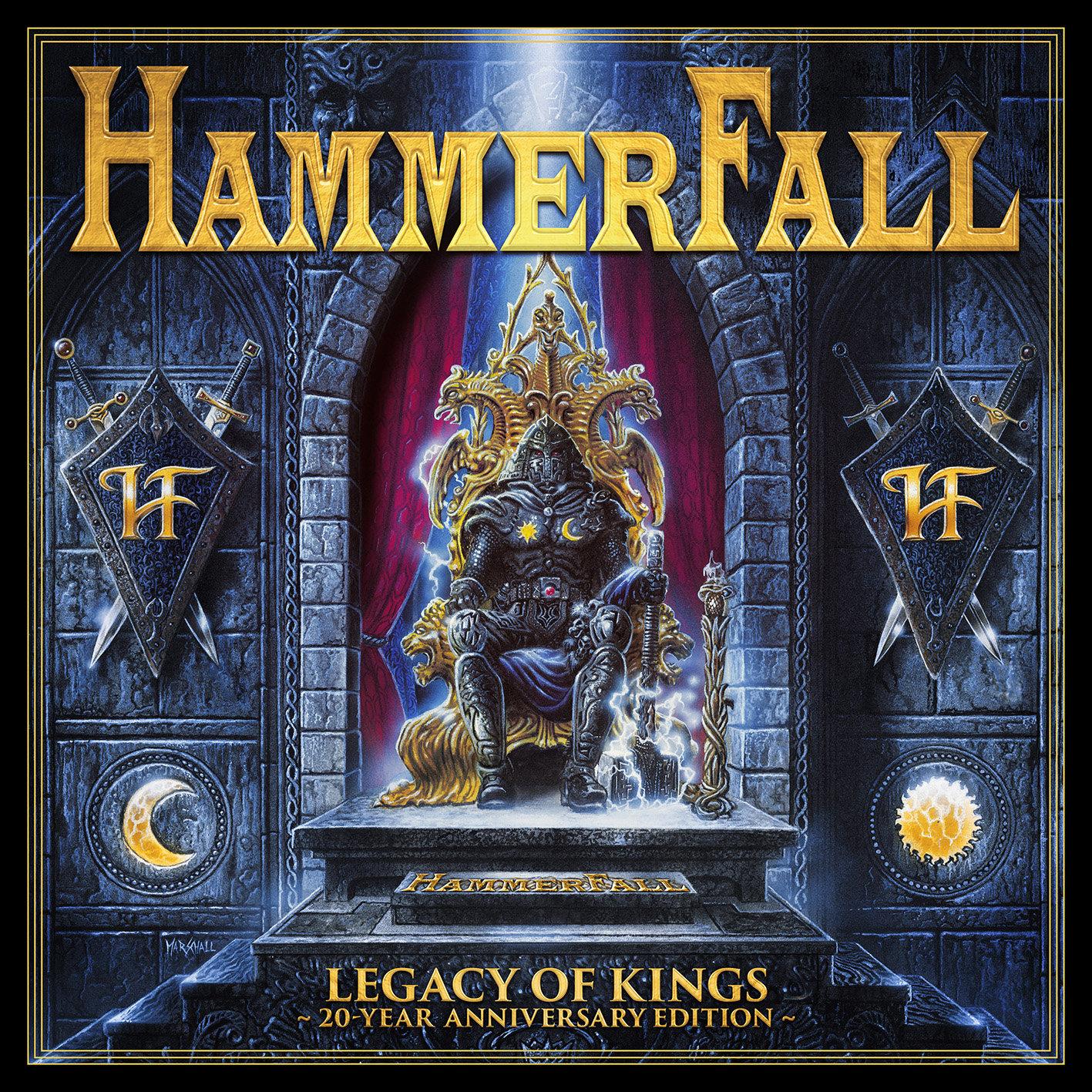 hammerfall legacy 20th