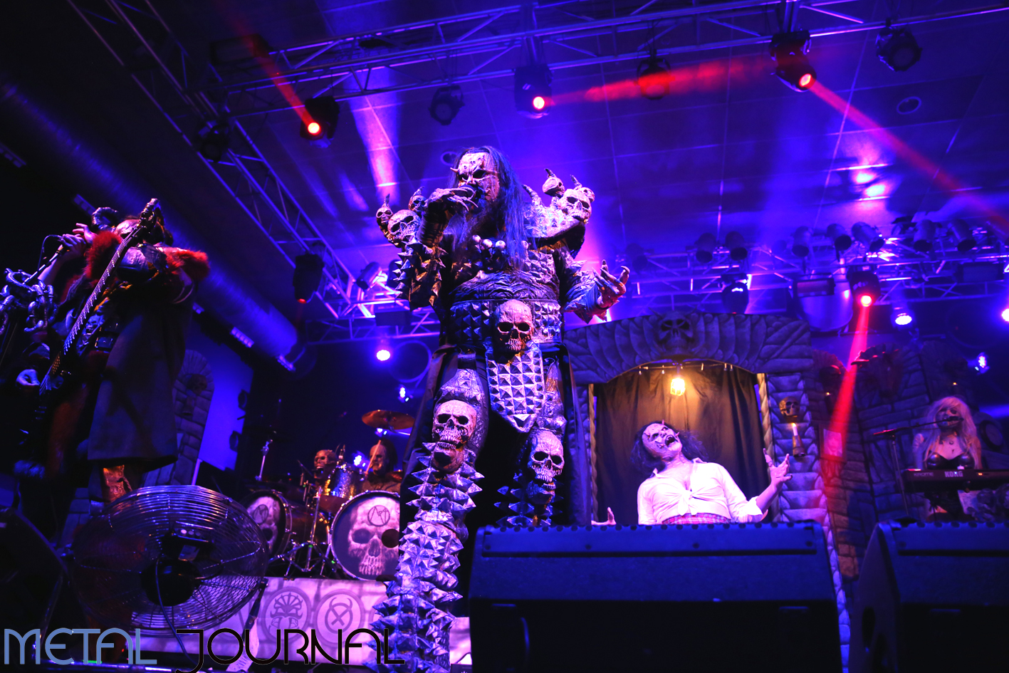 lordi - metal journal 2018 pic 2