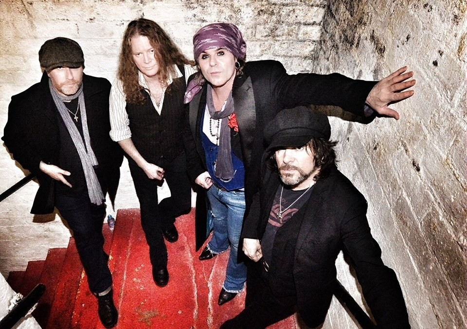 the quireboys 2018 pic 1