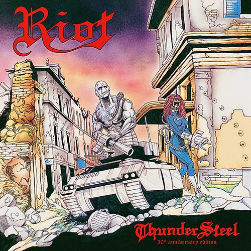 thundersteel - riot - anniversary