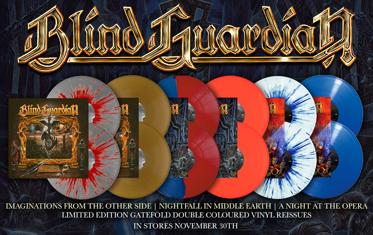 blind guardian reediciones