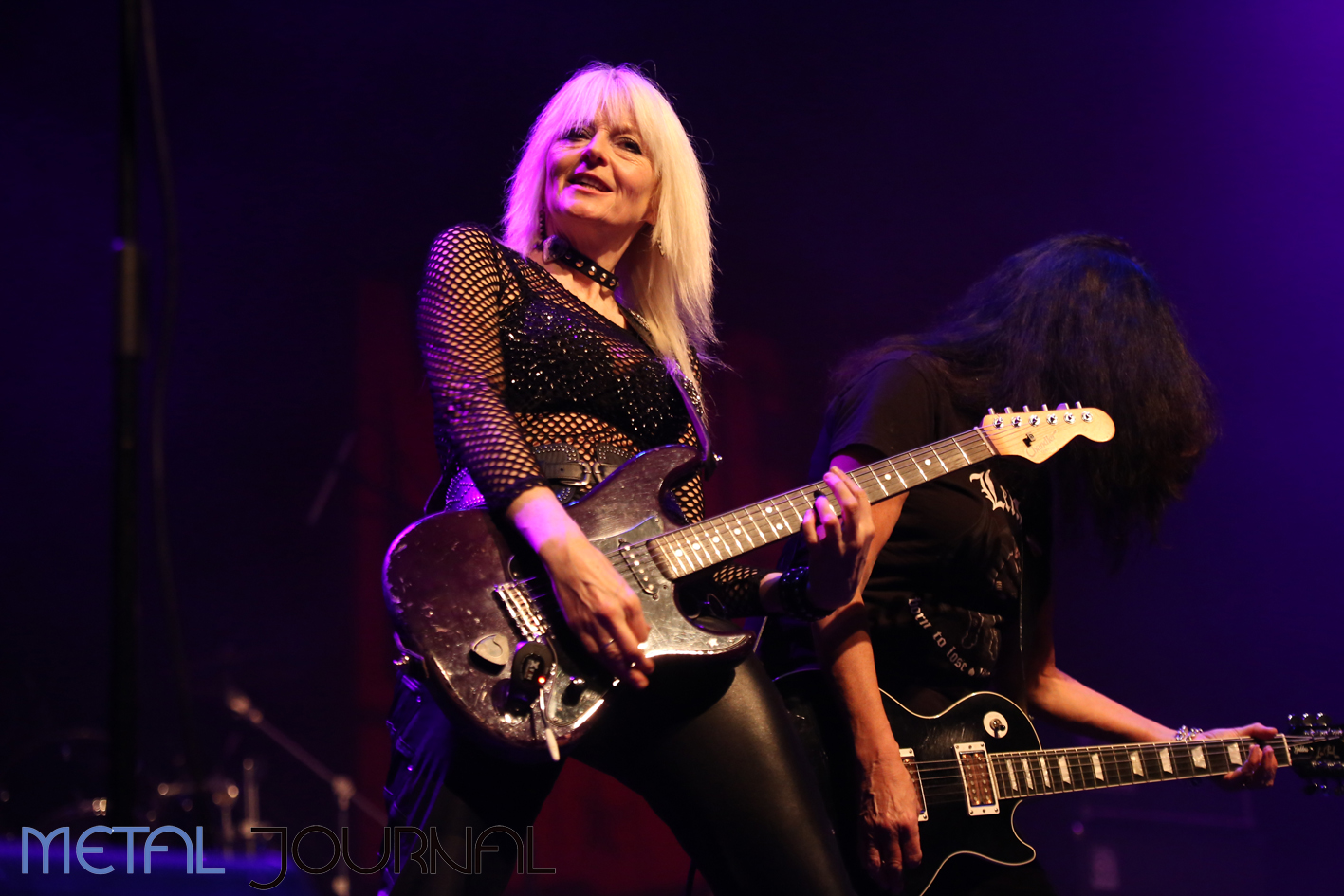 girlschool - metal journal 2018 pic 7