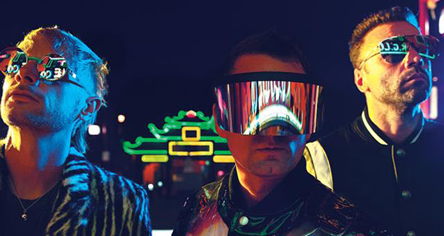 MUSE traerá a Madrid su Simulation Theory World Tour 2019