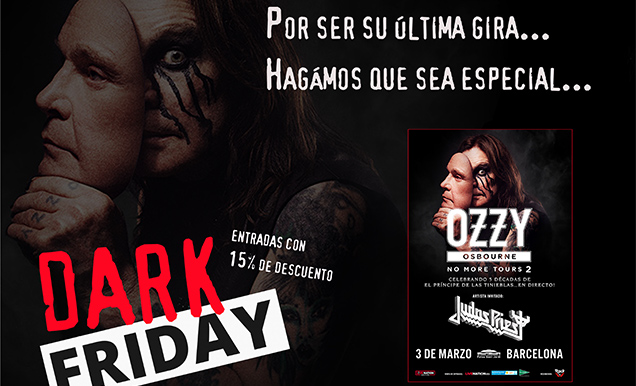 ozzy dark friday