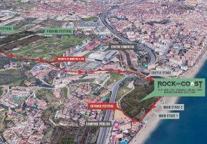 rock the coast plano