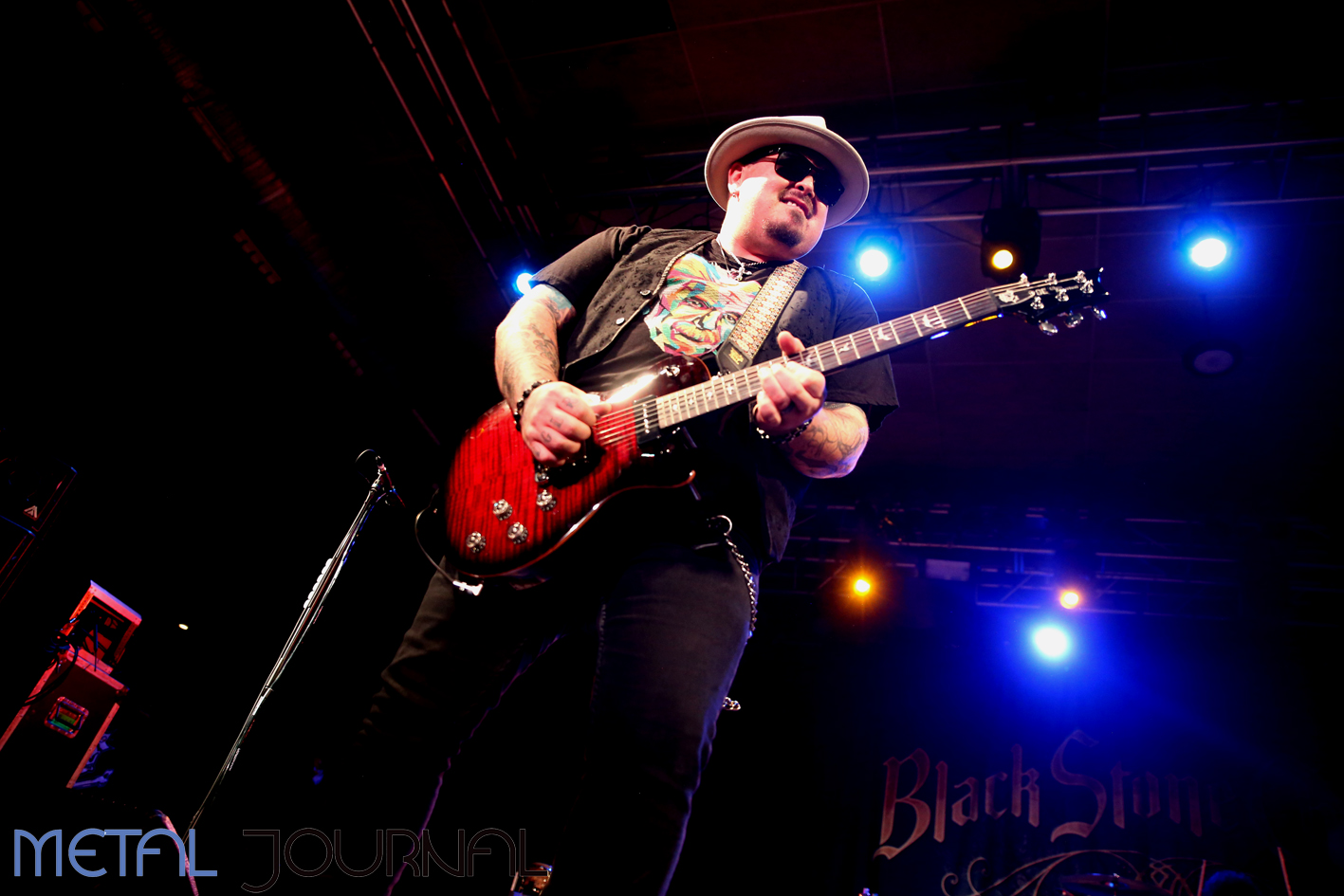 black stone cherry metal journal 2018 pic 10