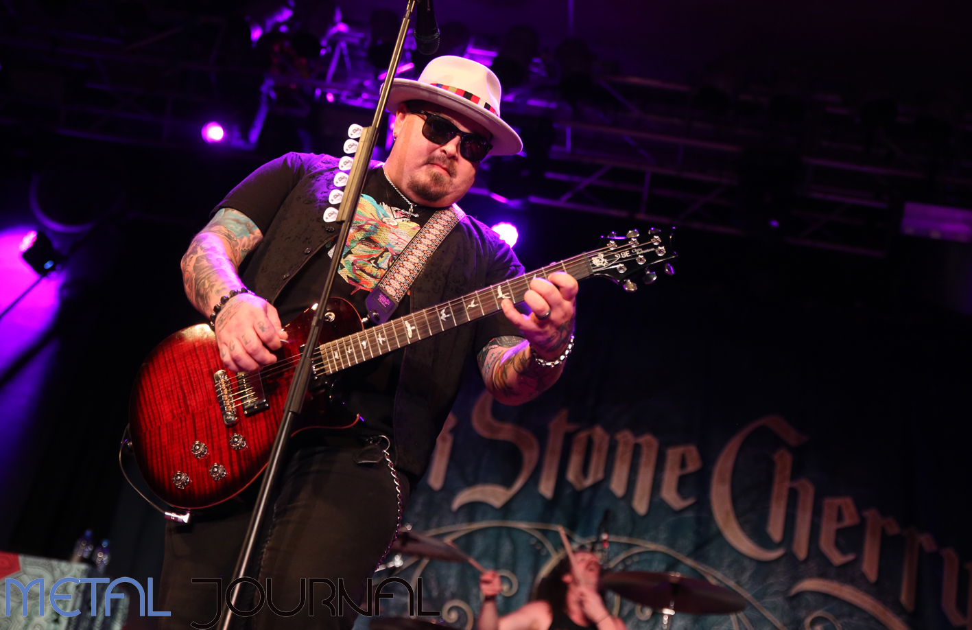 black stone cherry metal journal 2018 pic 3