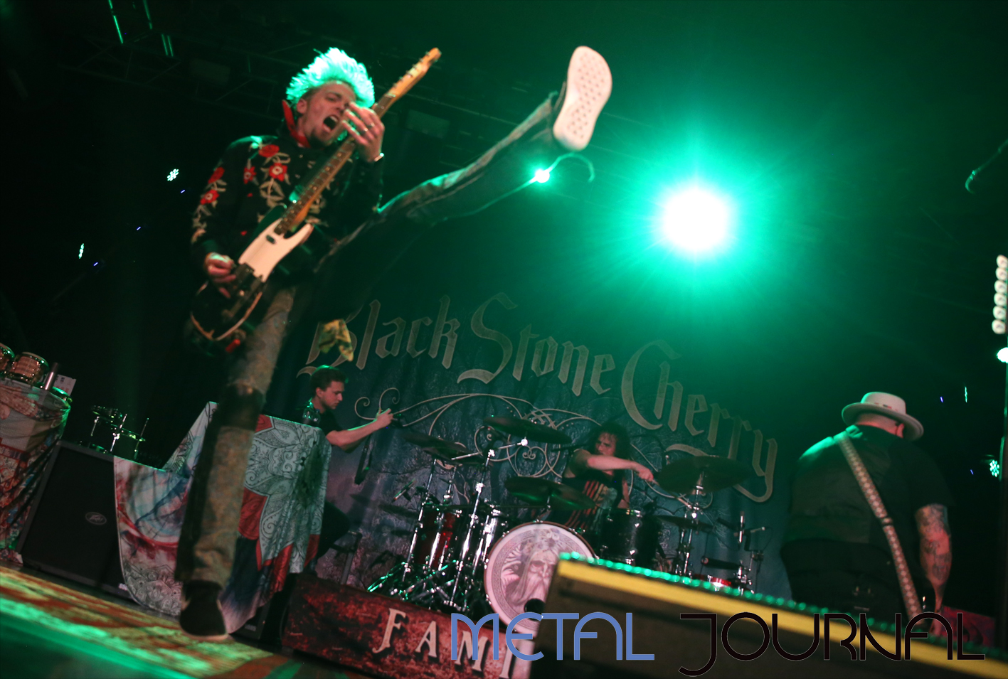 black stone cherry metal journal 2018 pic 5