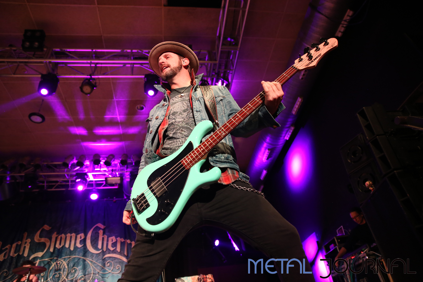 black stone cherry metal journal 2018 pic 8