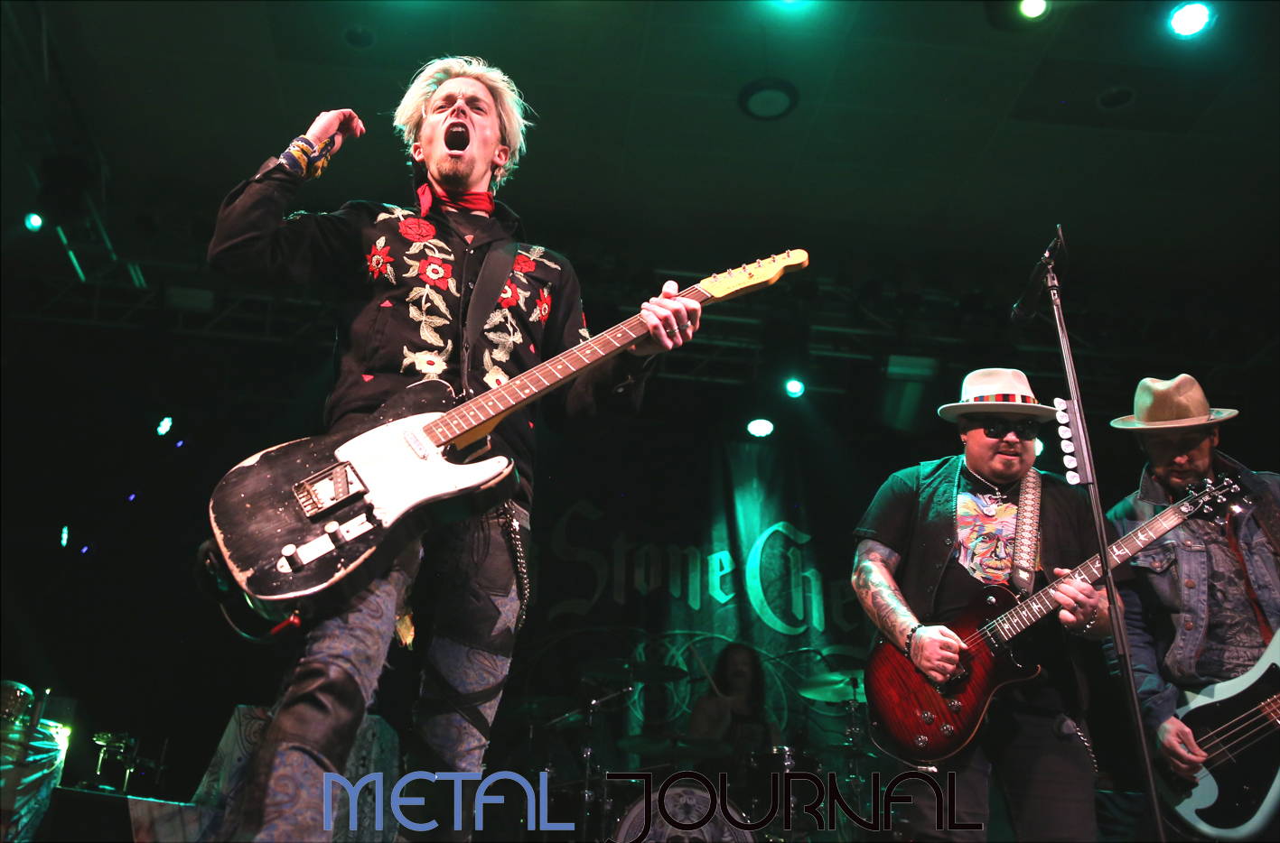 black stone cherry metal journal 2018 pic 9