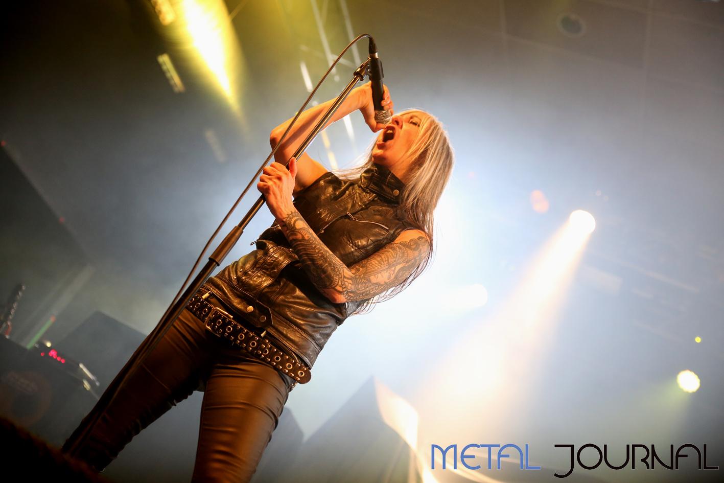 alma culter - metal journal 2019 pic 2