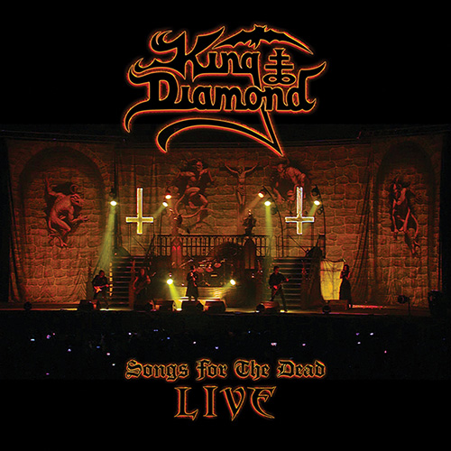 king diamond - songs for the dead