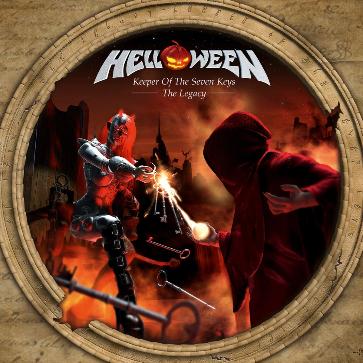 helloween - the legacy