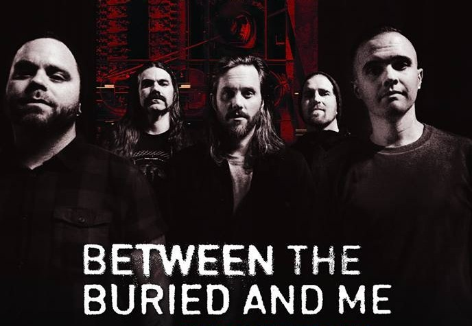 between the buried and me pic 1