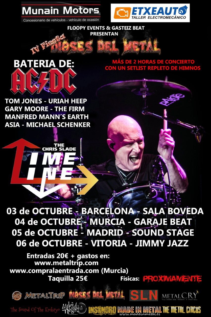 chris slade gira