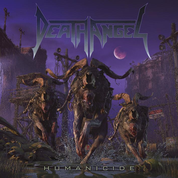death angel - humanicide