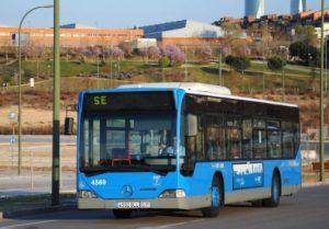 autobuses metallica