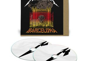 metallica barcelona cd