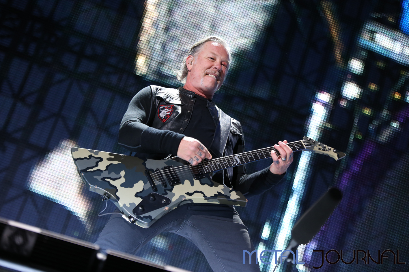 metallica metal journal 2019 foto 1