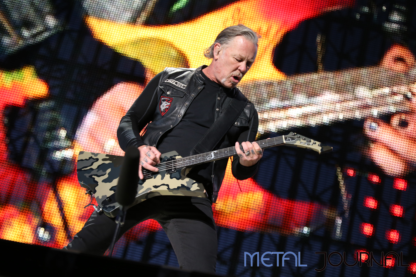 metallica metal journal 2019 foto 7
