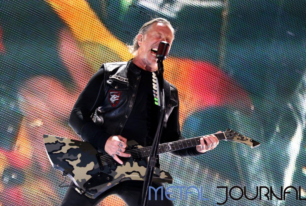 metallica metal journal 2019 foto 8