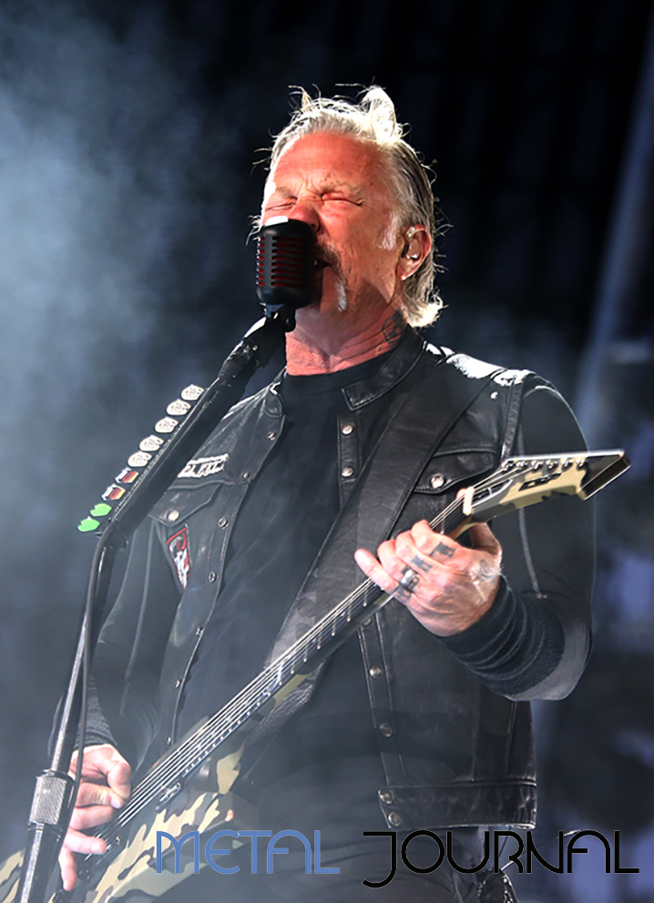 metallica metal journal 2019 james hetfield