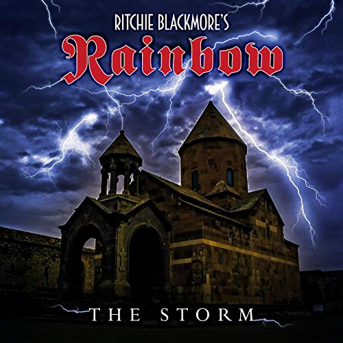rainbow the storm