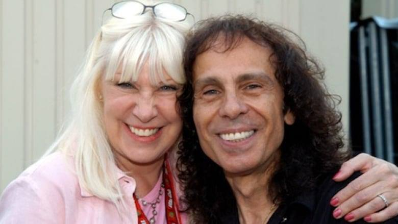 wendy dio - ronnie pic 1