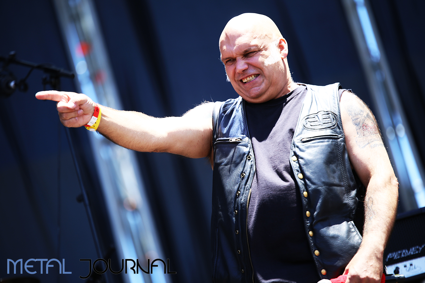 blaze bayley metal journal rock the coast 2019 pic 6