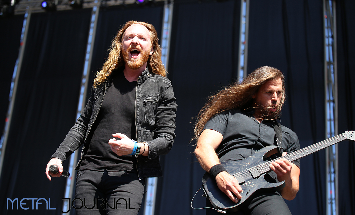 dark tranquillity metal journal rock the coast 2019 pic 6