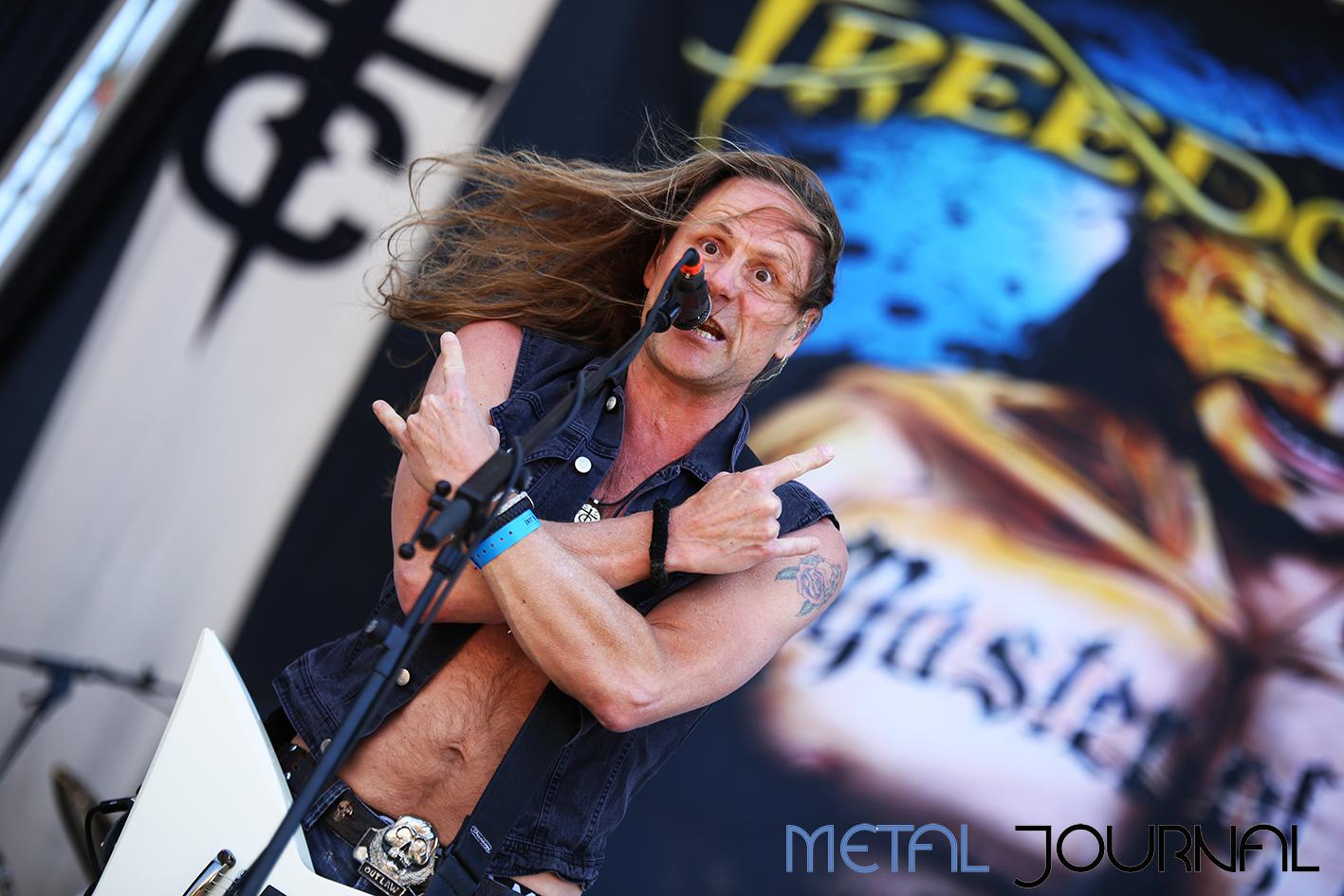 freedom call metal journal rock the coast 2019 pic 4