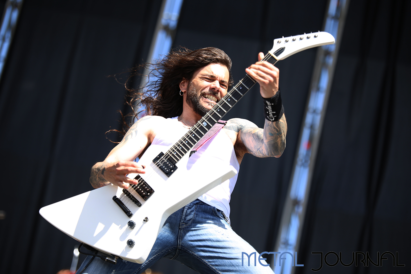 leo jiménez metal journal rock the coast 2019 pic 5