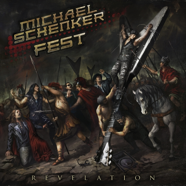 michael schenker - revelation ward recods