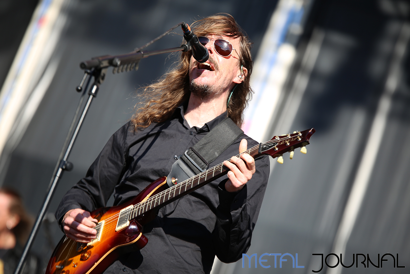 opeth metal journal rock the coast 2019 pic 7