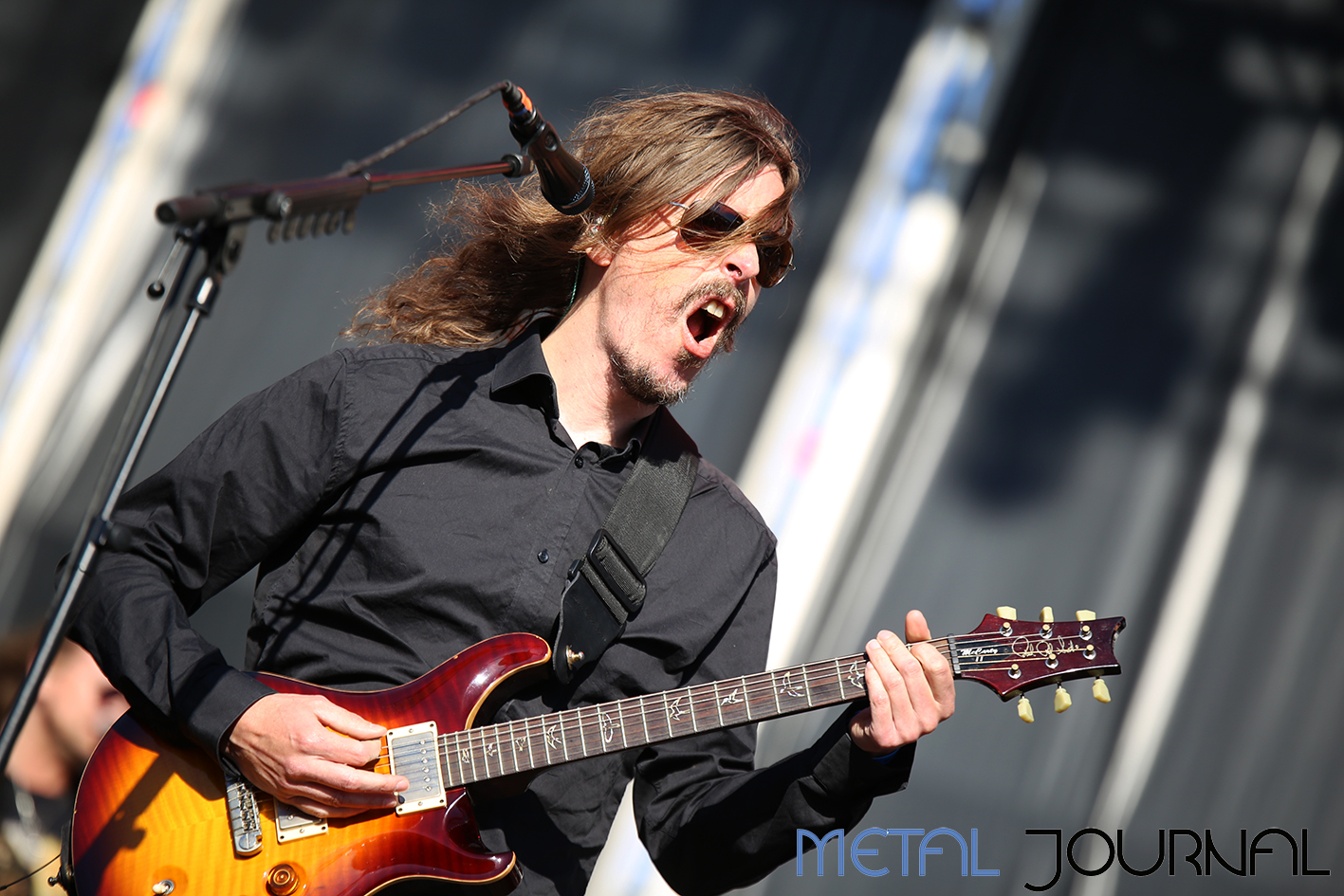 opeth metal journal rock the coast 2019 pic 4