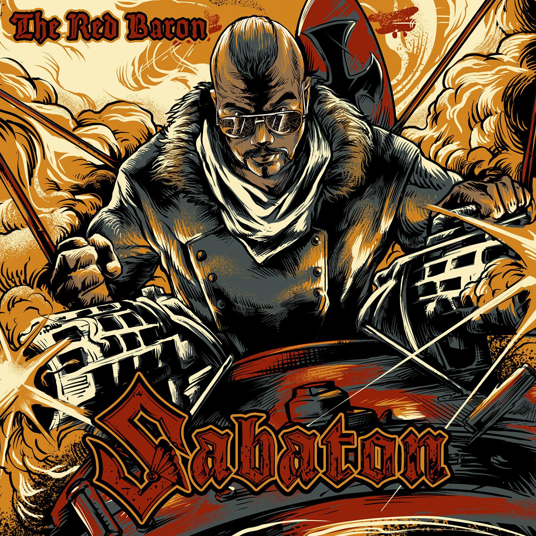 sabaton - the red baron