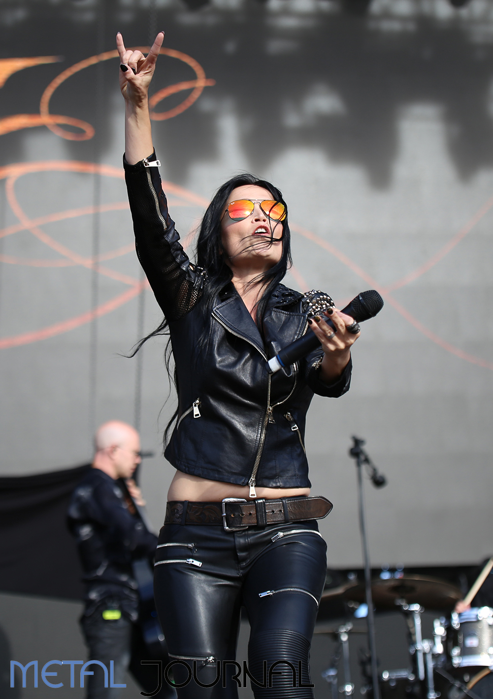 tarja metal journal rock the coast 2019 pic 11