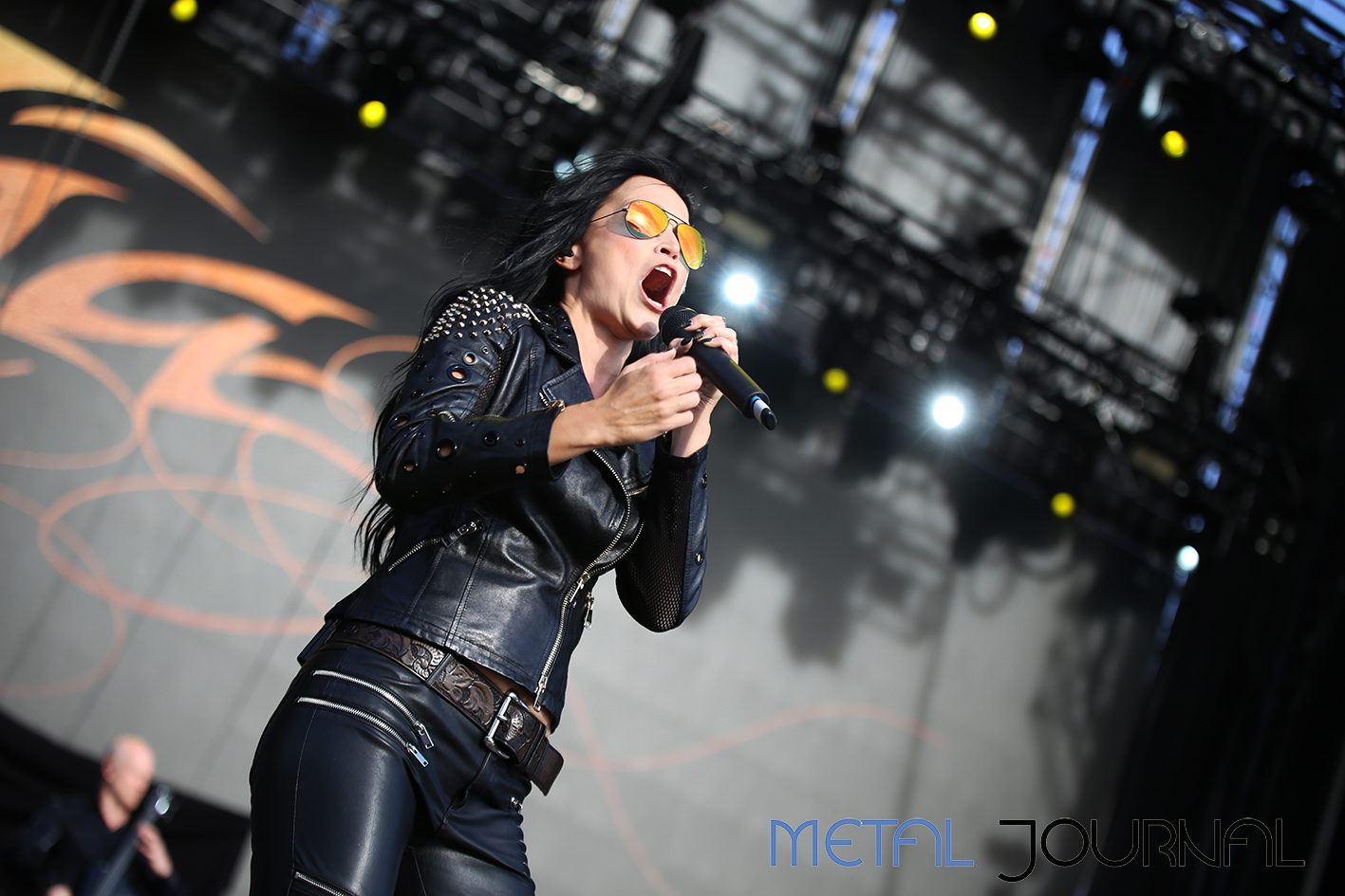 tarja metal journal rock the coast 2019 pic 2