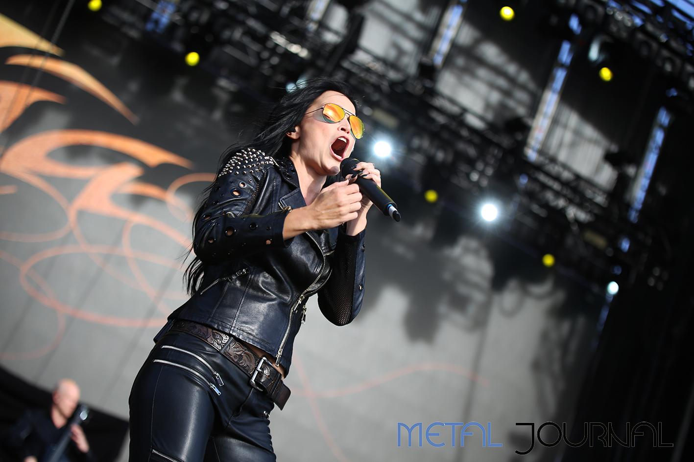tarja metal journal rock the coast 2019 pic 2