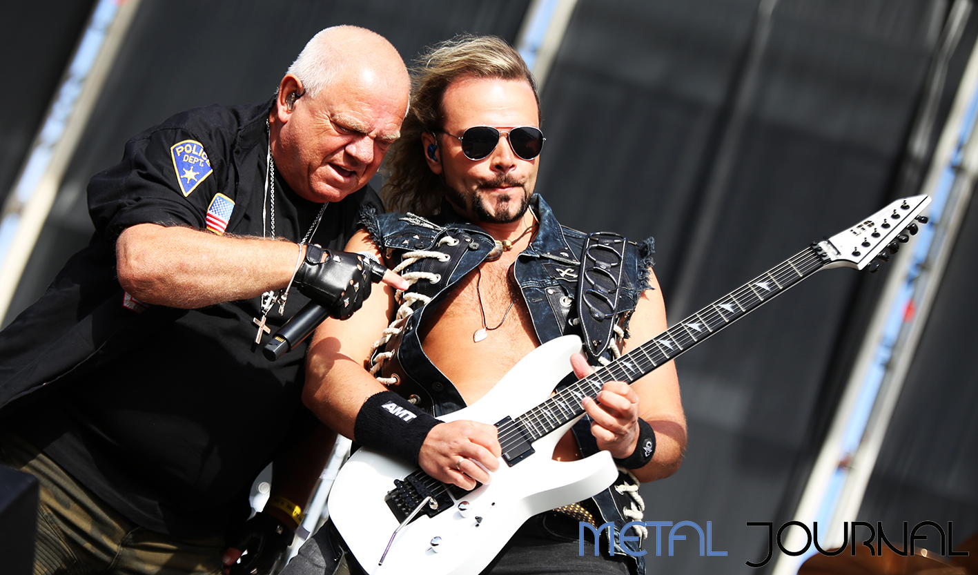 udo metal journal rock the coast 2019 pic 3
