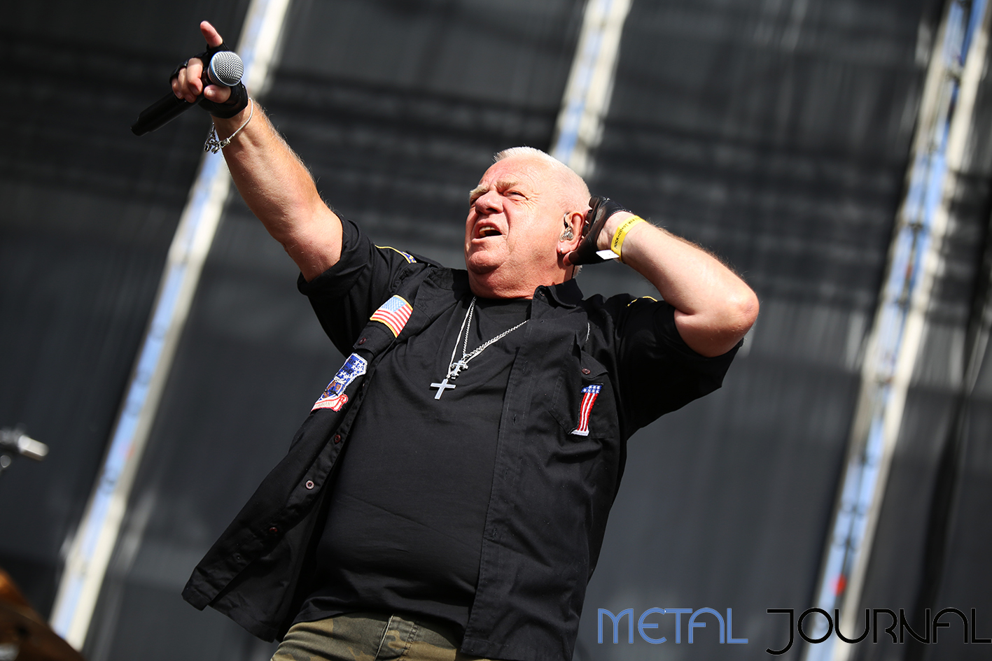 udo metal journal rock the coast 2019 pic 4