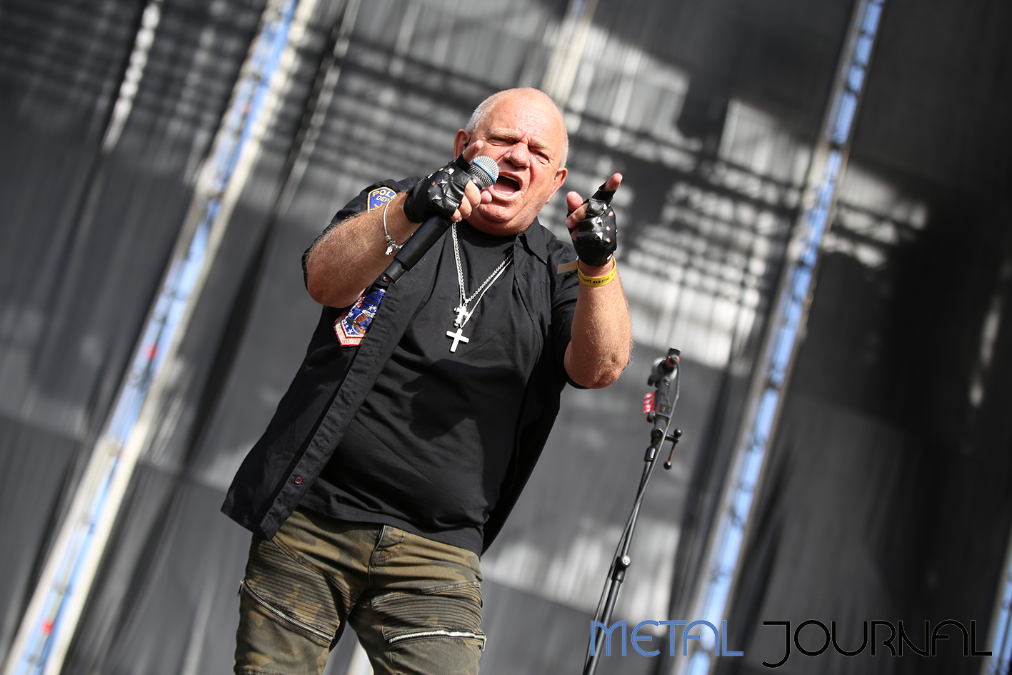 udo metal journal rock the coast 2019 pic 7