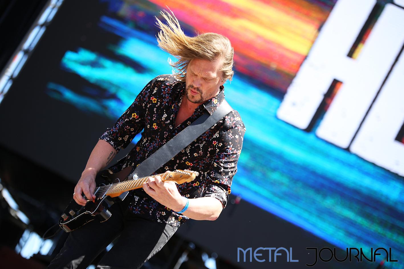 von hertzen brothers metal journal rock the coast 2019 pic 1