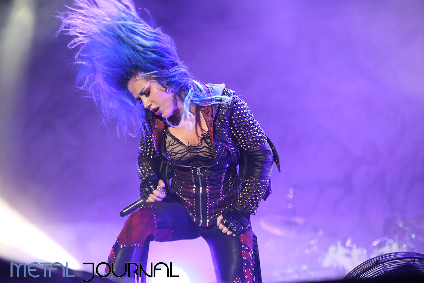 arch enemy - metal journal rock fest barcelona 2019 pic 1
